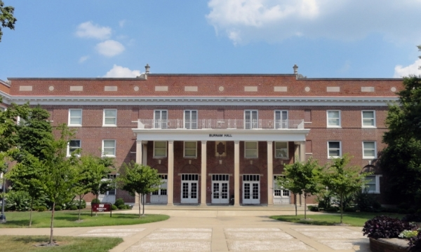 Burnam Hall photo