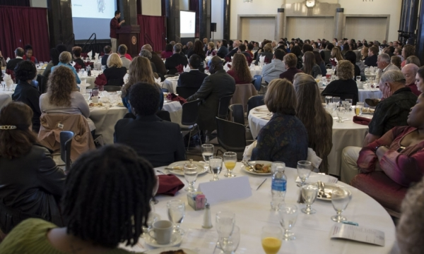 photo from Diversity Breakfast 2016