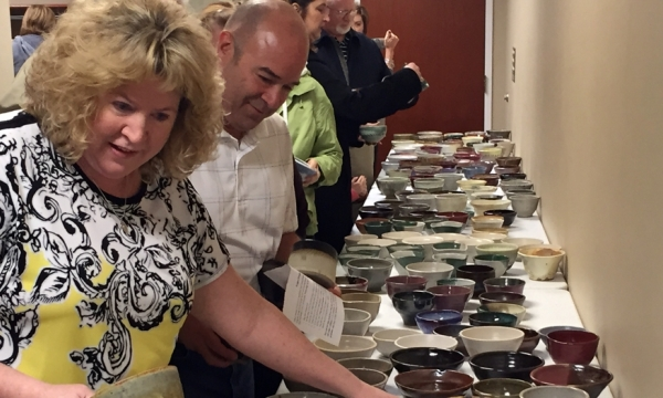 Empty Bowls photo