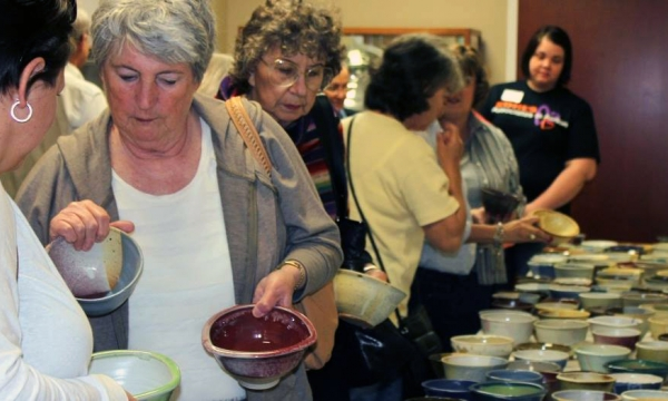Empty Bowls file photo