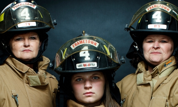 Frametown Three Generations of Firefighters