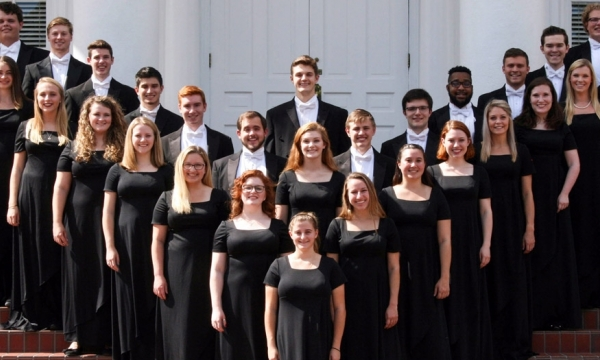 High Point Chamber Singers photo
