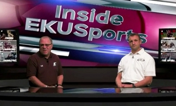 Inside EKUSports set photo