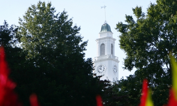 Keen Johnson clock tower photo