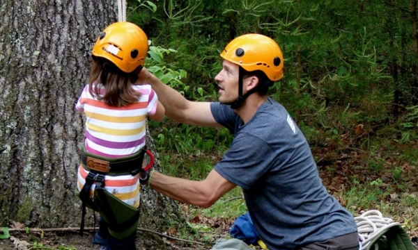 file photo: tree climbing at Maywoods
