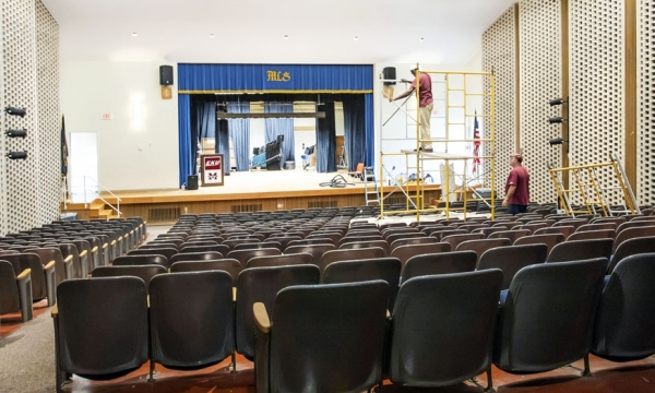 Model Auditorium