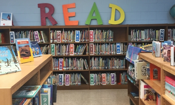 Oneida library photo