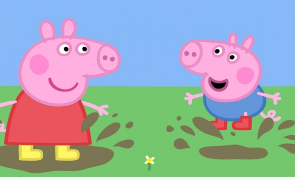 Peppa Pig graphic