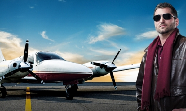 EKU Aviation Student Zach Crawford