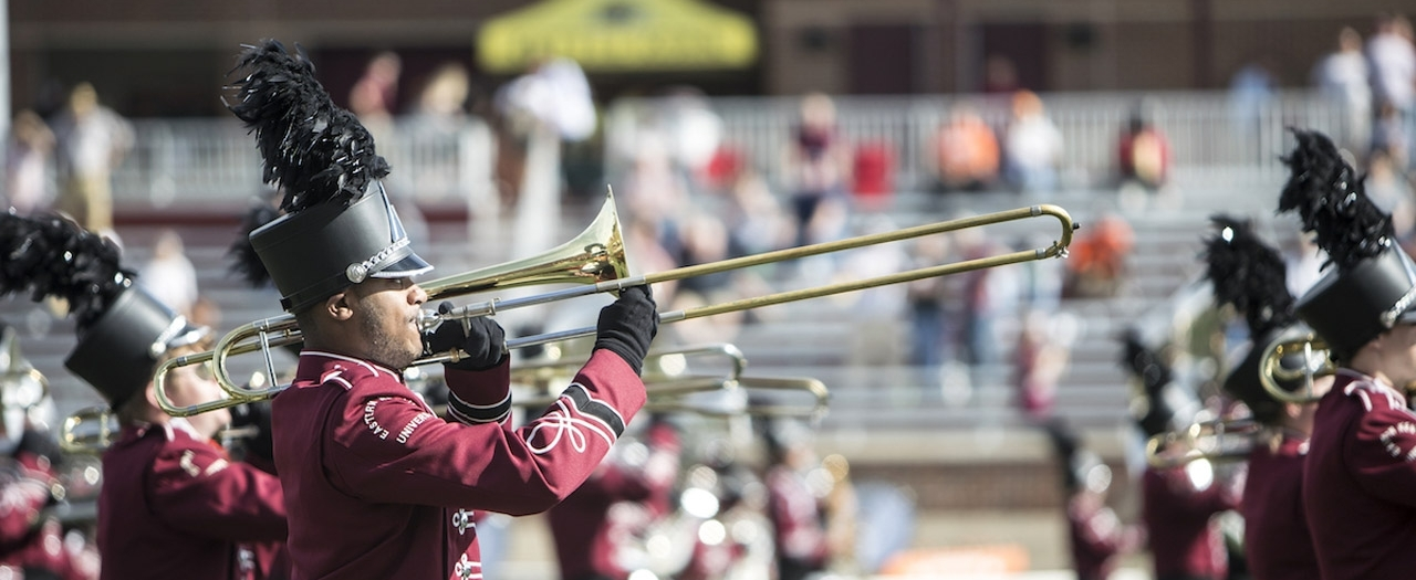 marching band photo