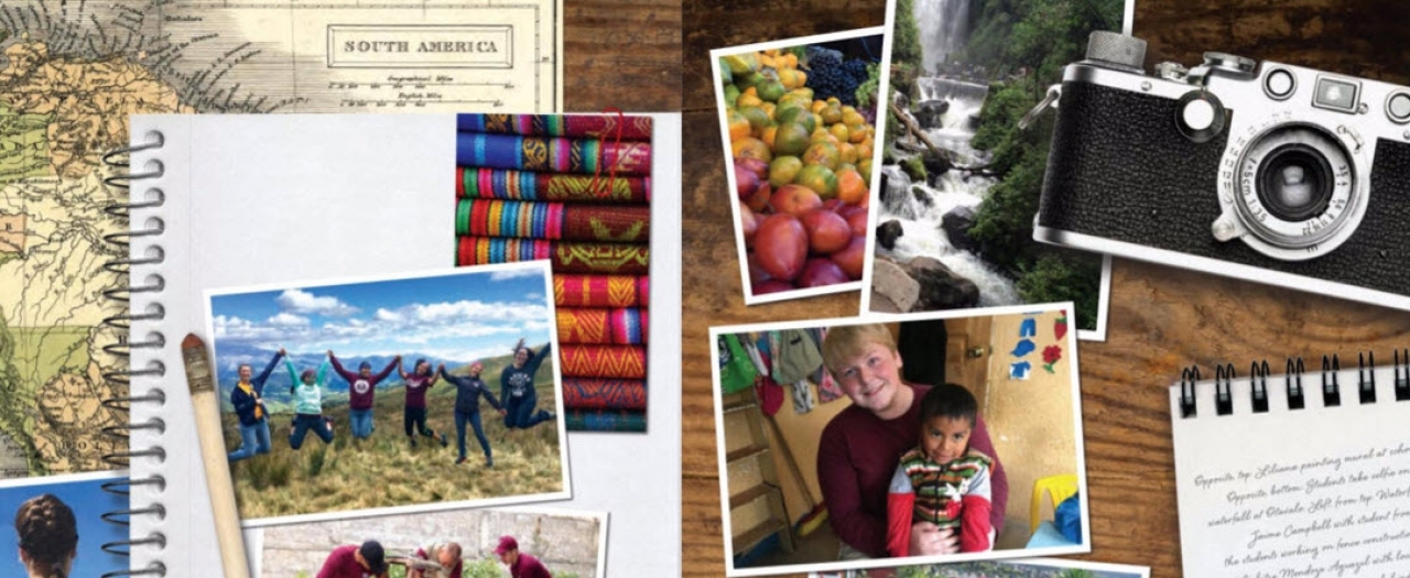 Ecuador Pictures in the Banner Photo