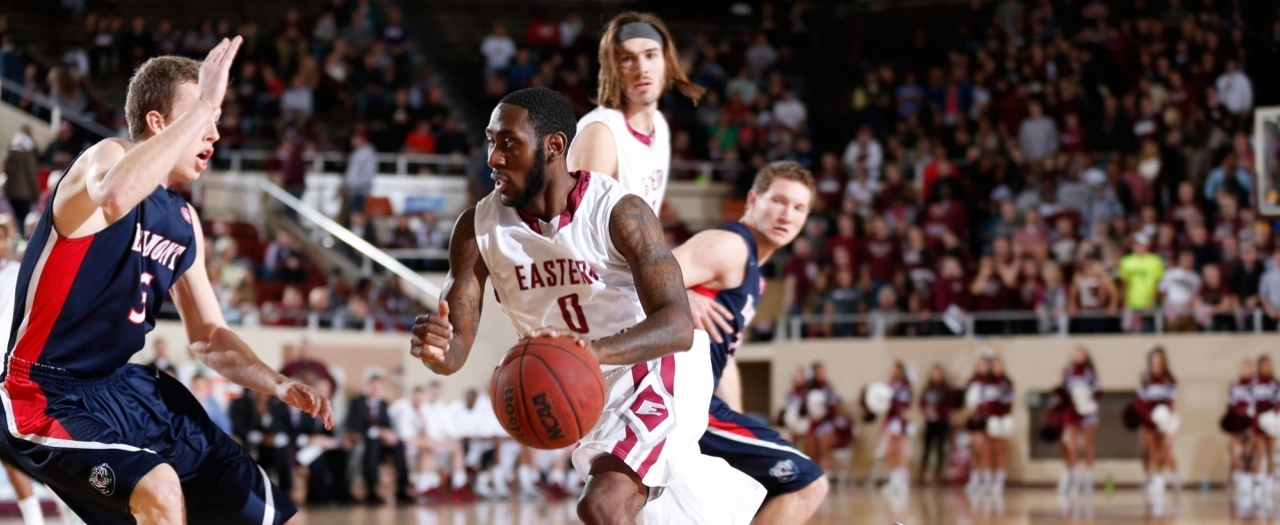 EKU Opens New Year with Win