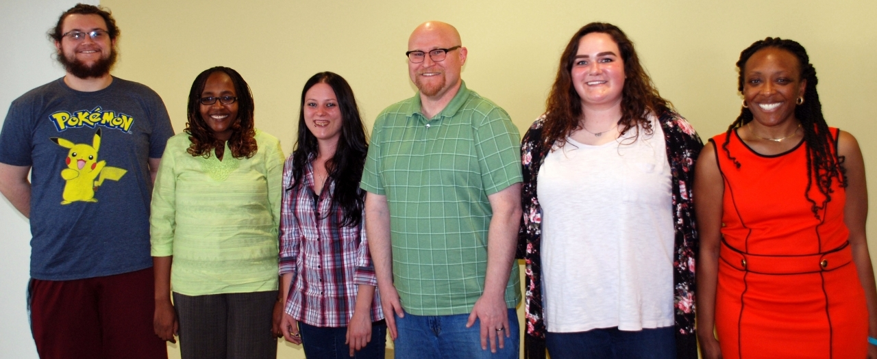 Student beneficiaries of Battelle gift photo