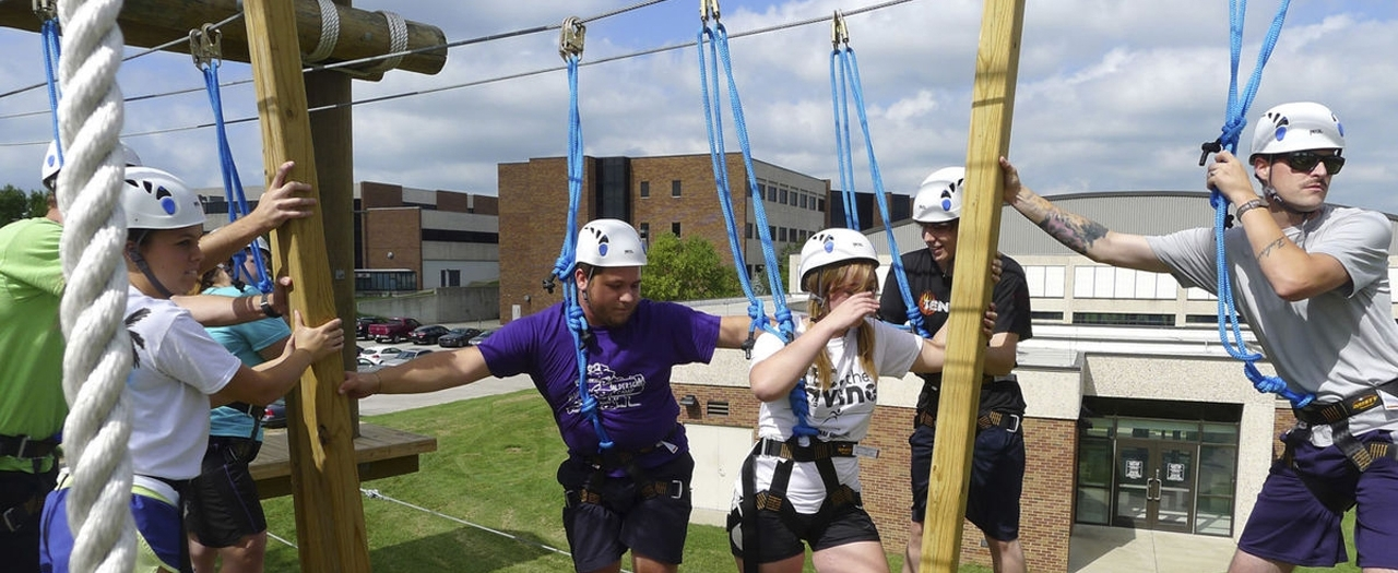 Challenge Course file photo