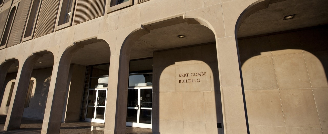 The Bert Combs Building