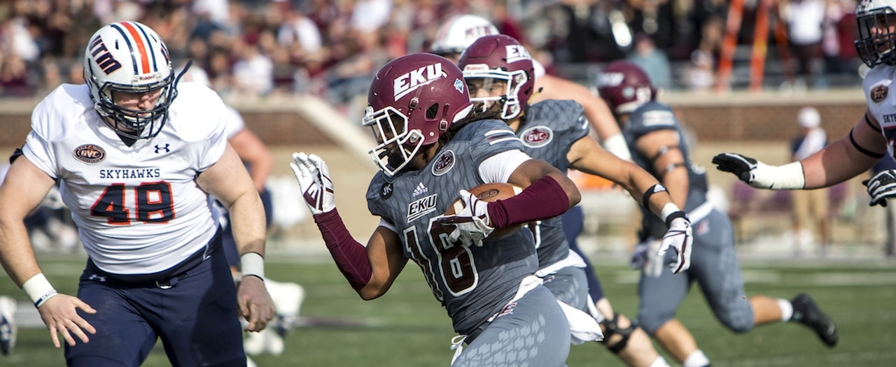 EKU Football file photo