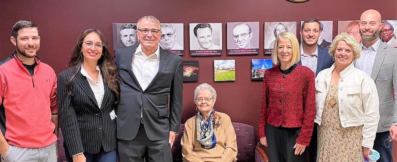The Family of Dr. Charles Gibson, Jr.