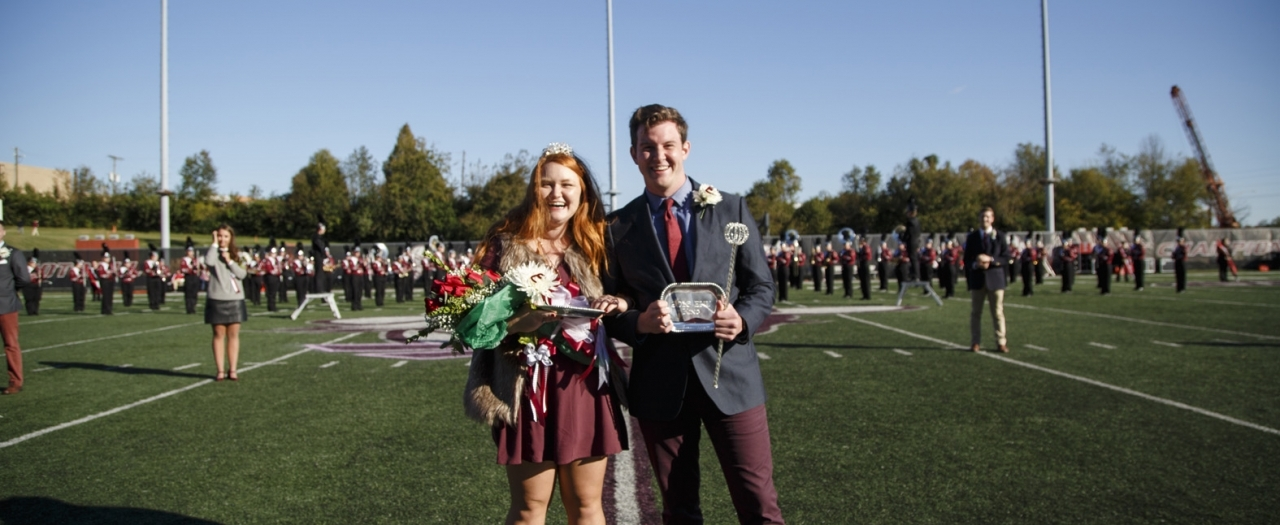King and queen photo