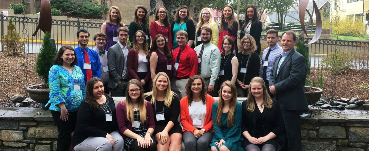 EKU Honors Delegation photo