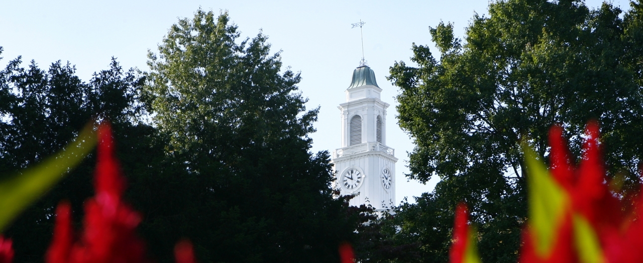 Keen Johnson clock tower