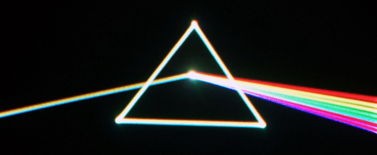 Pink Floyd laser show graphic
