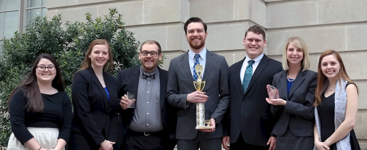 Mock Trial Team Headed to National Championship Tournament