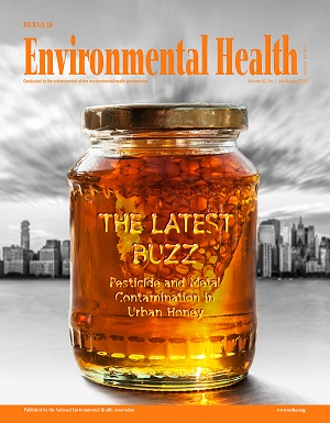 The cover of Journal of Public Health