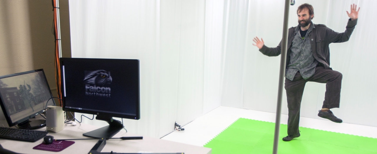 Gaming Institute On Cutting Edge With Motion Capture Studio | EKU